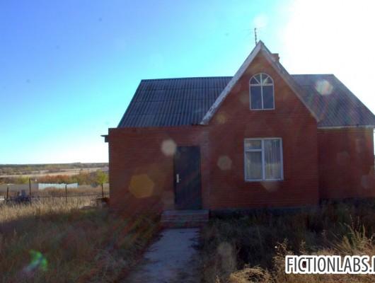 Дом в Парфеновке